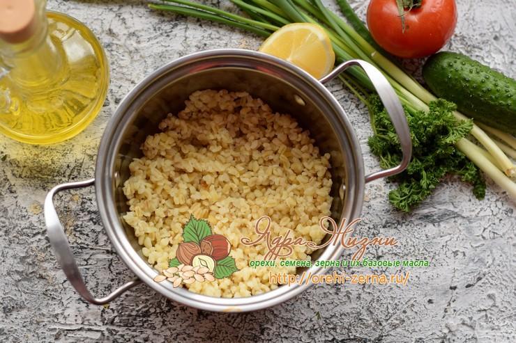 салат Табуле рецепт