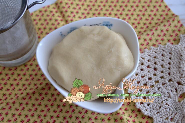 тесто из рисовой муки