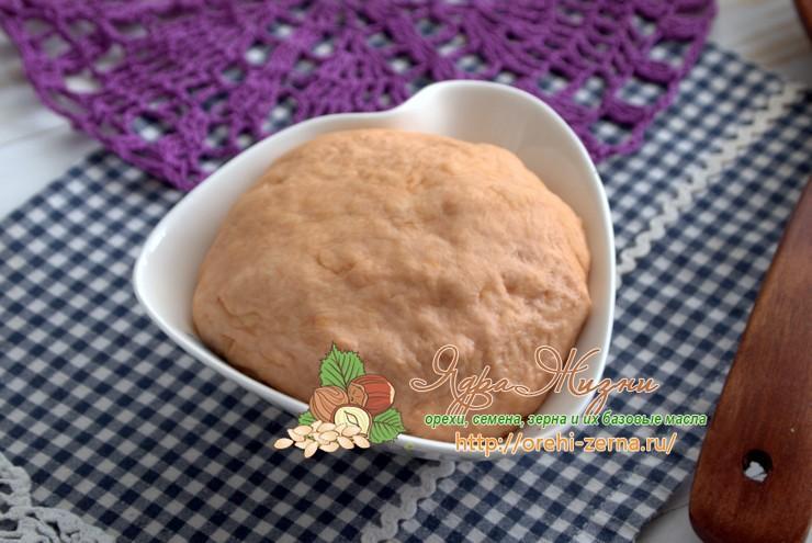 томатное тесто: рецепт в домашних условиях