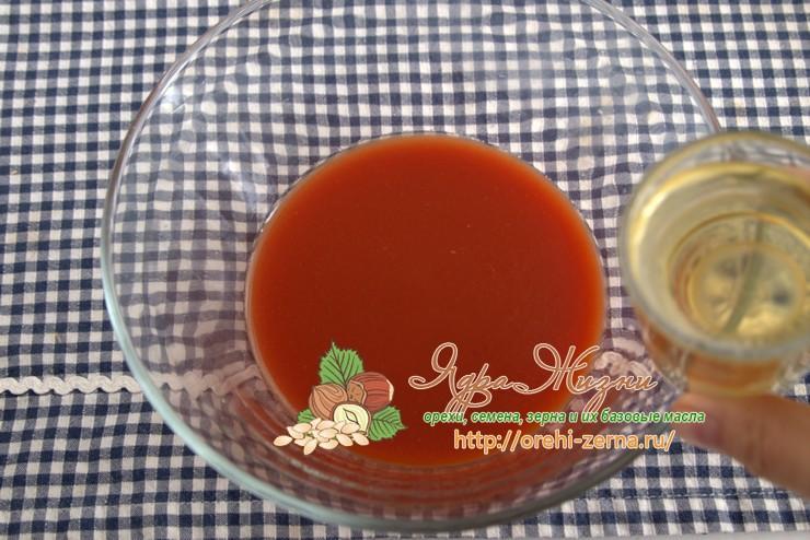 Томатное тесто рецепт в домашних условиях