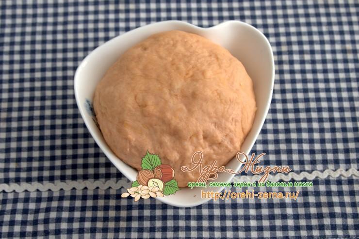 Томатное тесто
