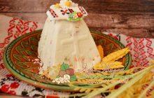 Творожная пасха с цукатами, орехами и курагой: рецепт в домашних условиях