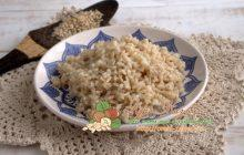 Варить неочищенный рис: рецепт в домашних условиях