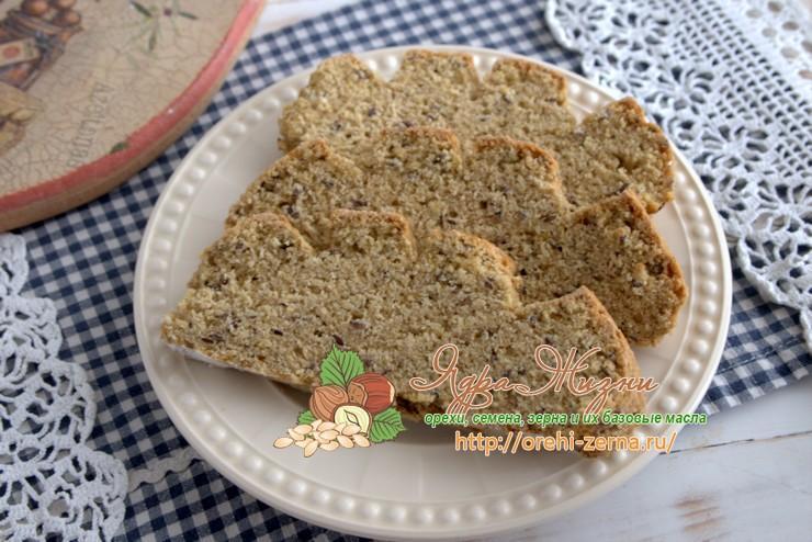 ржаной хлеб с нутовой мукой: рецепт в домашних условиях