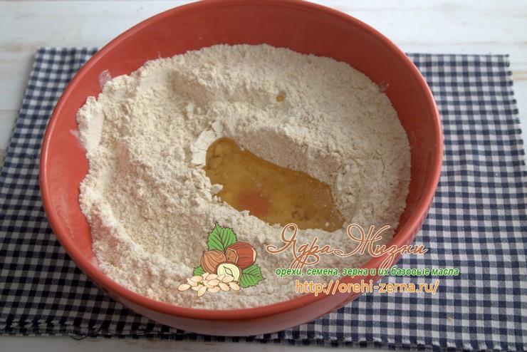 хлеб из нутовой муки рецепт в домашних условиях