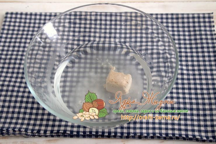 Хлеб из полбяной муки рецепт
