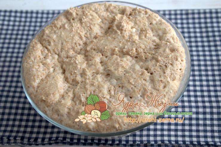 Хлеб из полбяной муки