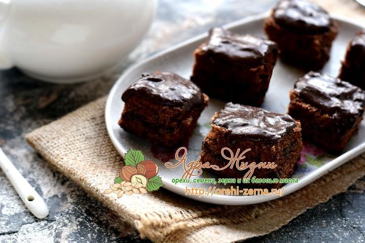 брауни рецепт с какао рецепт в домашних условиях