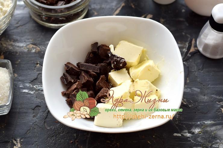 шоколадный брауни рецепт