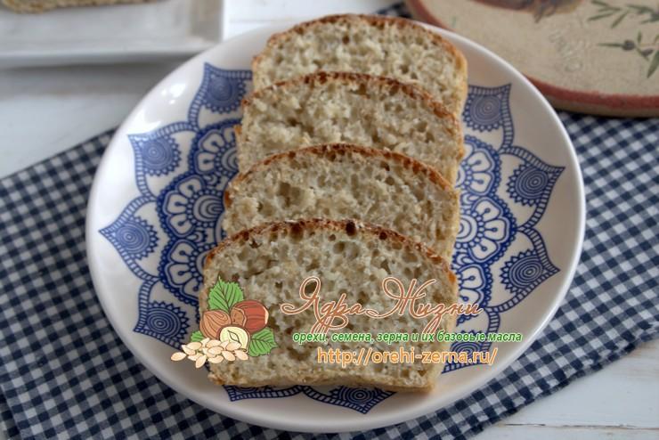 Быстрый финский хлеб с овсянкой: рецепт в домашних условиях