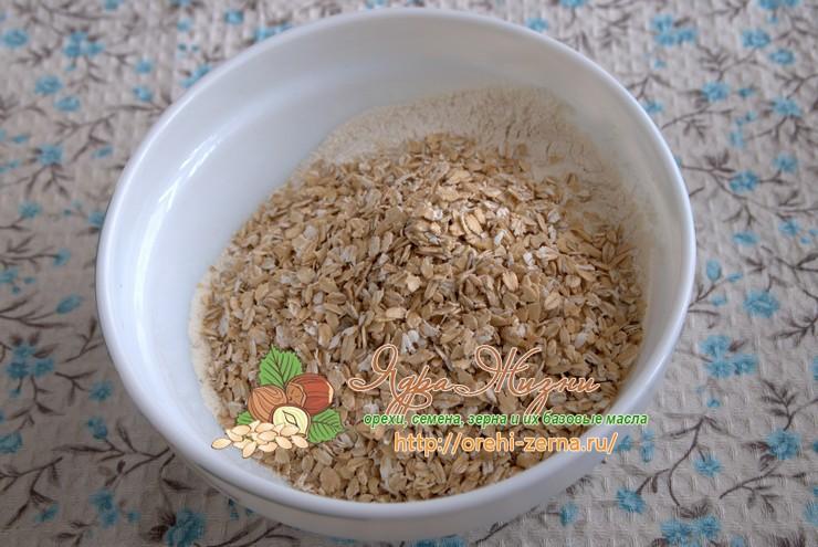 быстрый финский хлеб с овсянкой рецепт в домашних условиях