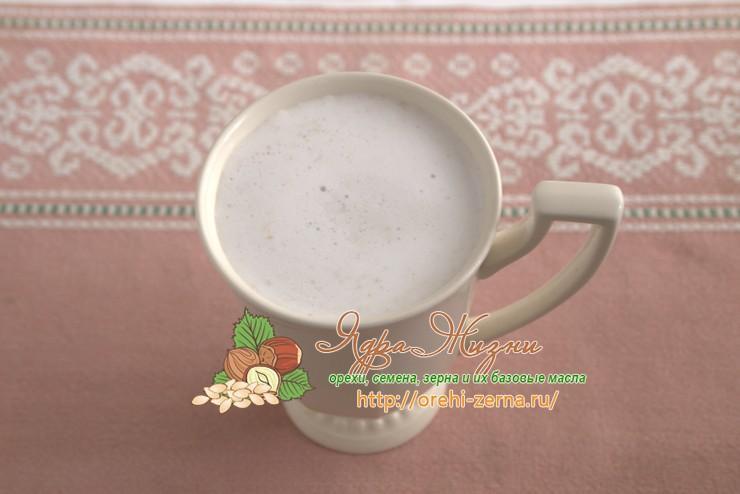 Гречневое молоко