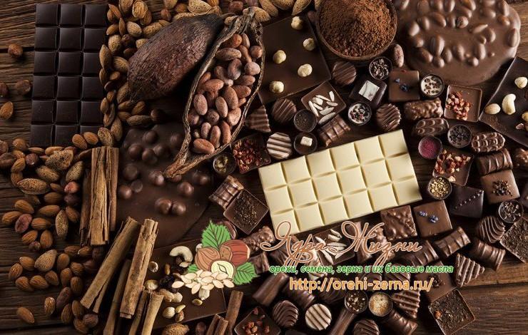 кто и когда придумал шоколад