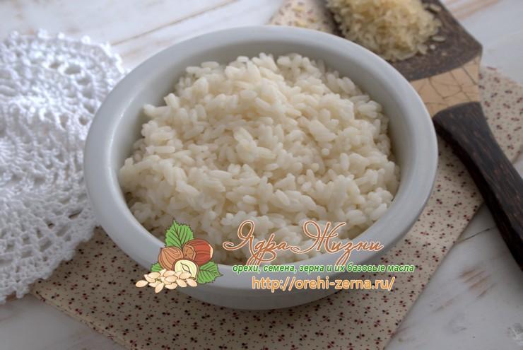 Как варить пропаренный рис: рецепт в домашних условиях