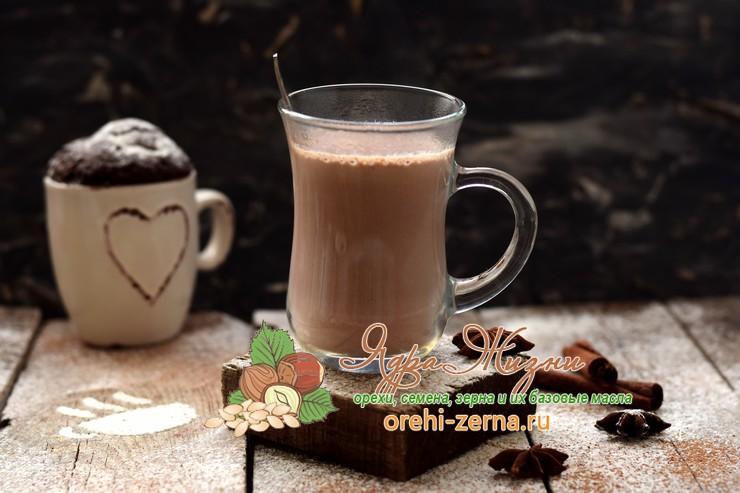 какао из какао-порошка на молоке рецепт в домашних условиях