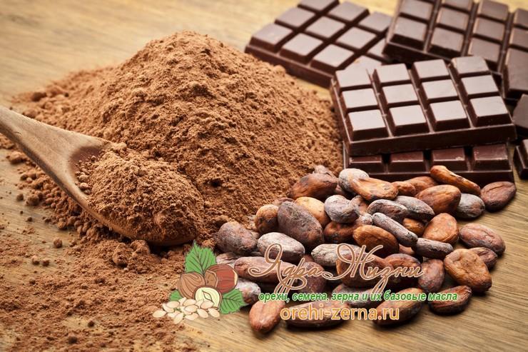 Какао порошок польза и вред для организма