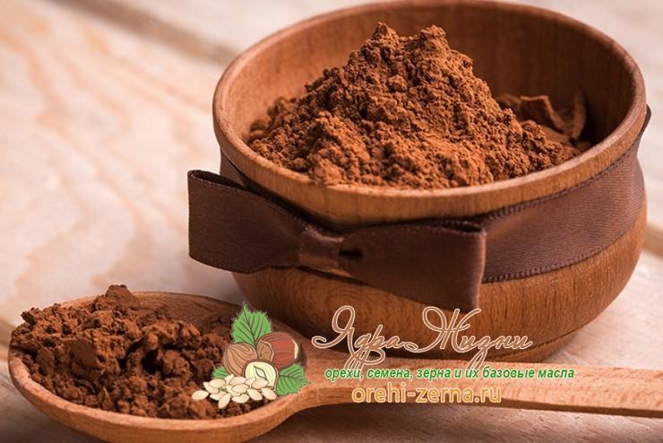 алкализованный какао порошок