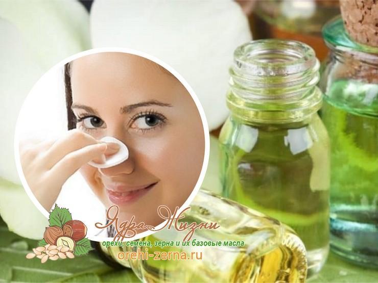маски для лица с камфорным маслом