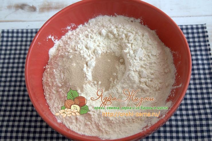 Крестьянский хлеб рецепт