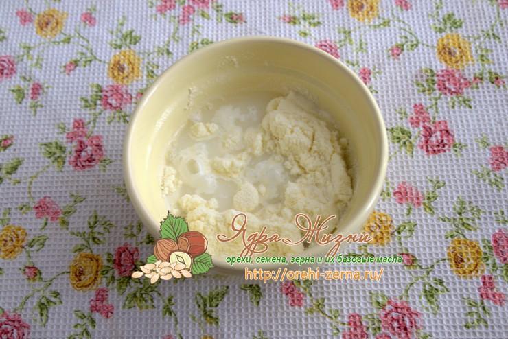 Кукурузная каша с манкой рецепт в домашних условиях