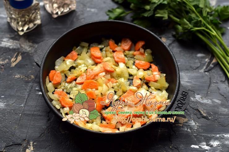 кус-кус с овощами рецепт