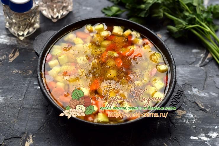 кус-кус с овощами рецепт в домашних условиях