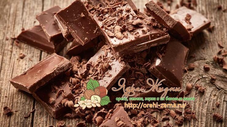 таблица темперирования шоколада