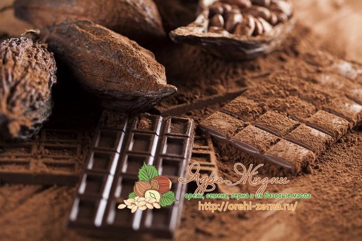 Плитка шоколада каждый день