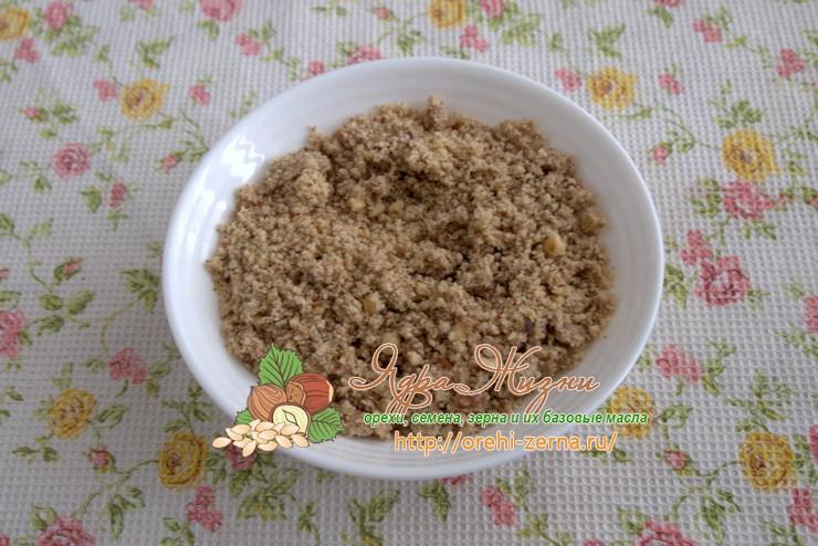 Штрудель с грецкими орехами