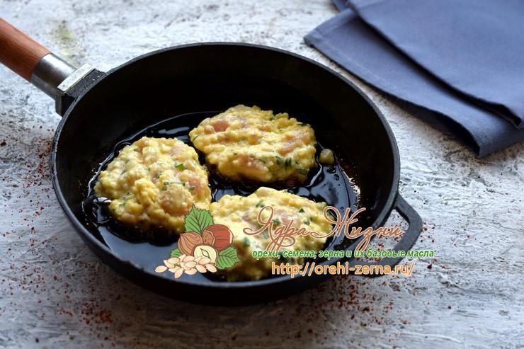 куриные котлеты с кус-кусом рецепт в домашних условиях