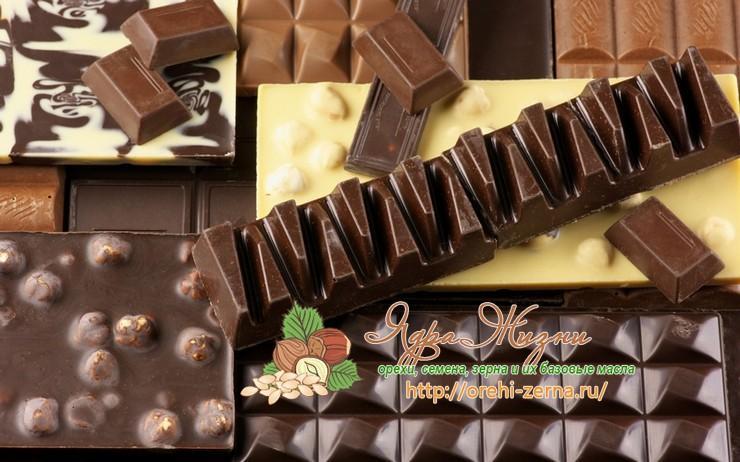Лучшие марки шоколада в России