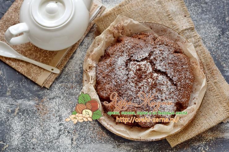 пирог с какао-порошком рецепт в домашних условиях