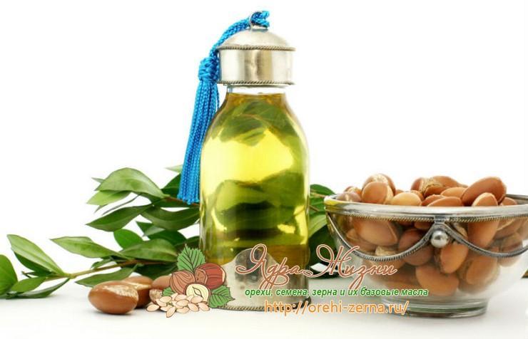 масло арганы свойства и применение для кожи лица