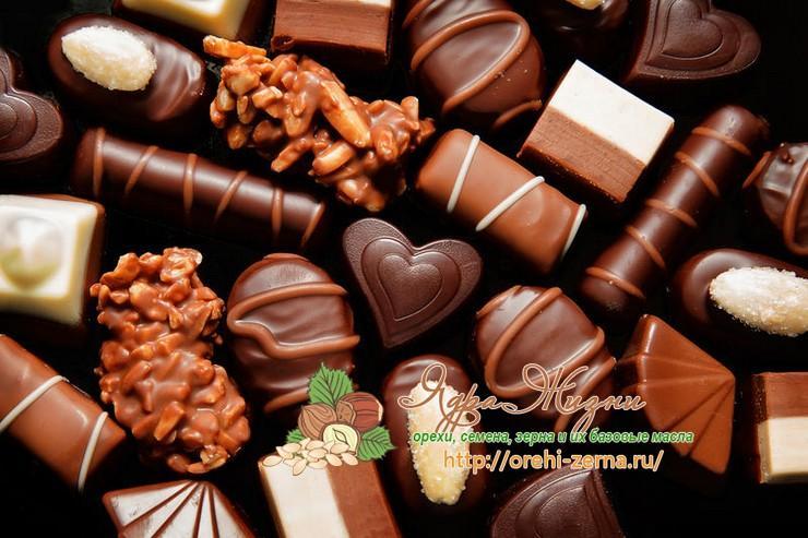 особенности бельгийского шоколада