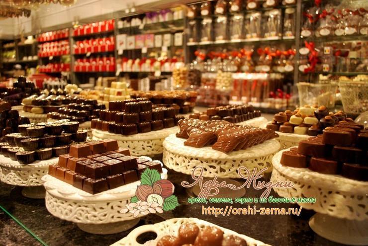 какой шоколад лучше бельгийский или швейцарский