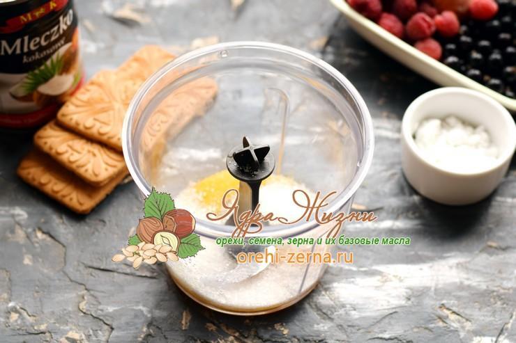 кокосовый десерт рецепт с фото