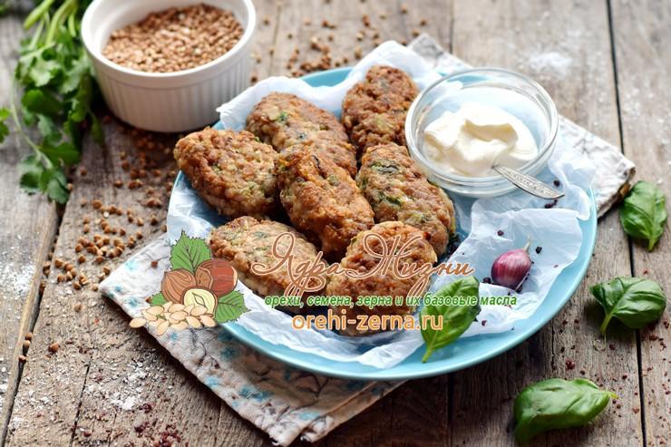 гречаники с фаршем рецепт в домашних условиях