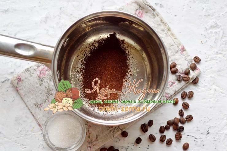 кофе с кокосовым молоком рецепт приготовления