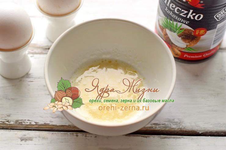 кокосовые маффины рецепт пошагово