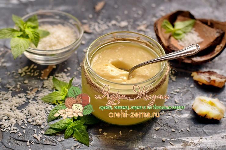 Как приготовить кокосовый крем Рафаэлло: фото рецепт в домашних условиях