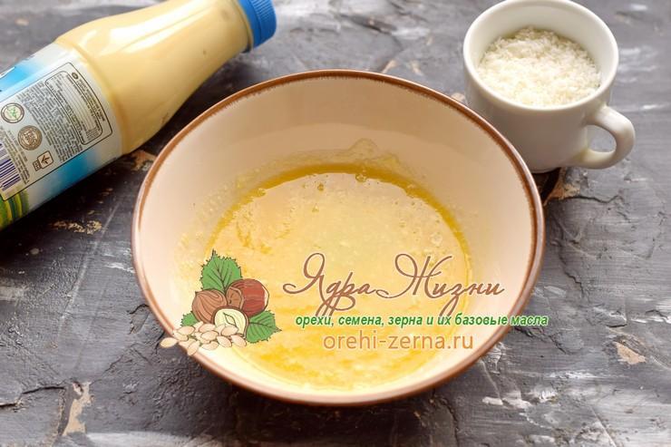 кокосовый крем рафаэлло рецепт приготовления