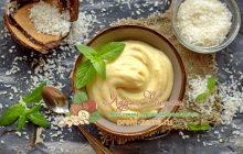 Как приготовить кокосовый заварной крем: фото рецепт в домашних условиях