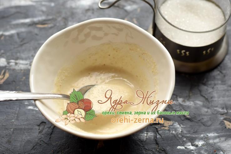 кокосовый заварной крем рецепт приготовления