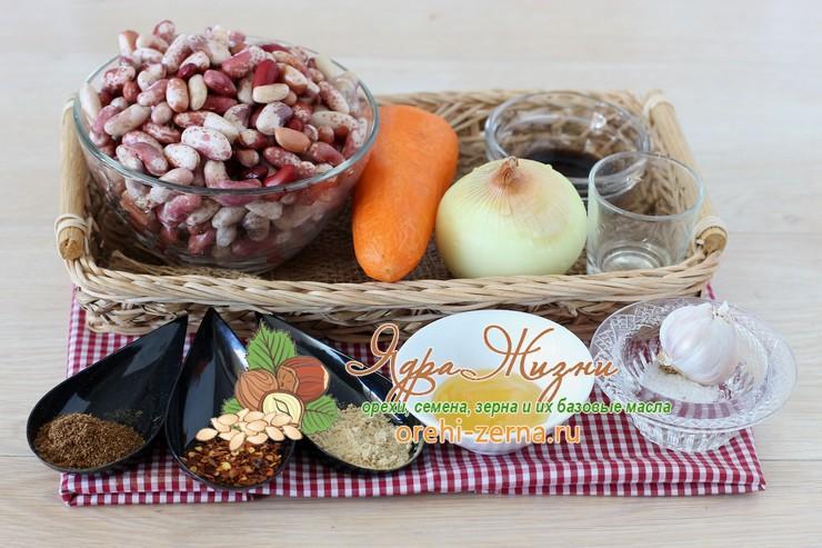 Маринованная фасоль: фото рецепт в домашних условиях