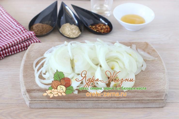 маринованная фасоль рецепт