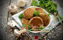 Постные овсяные котлеты с грибами: рецепт в домашних условиях