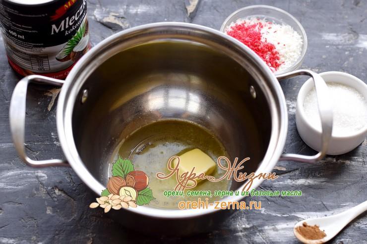 рисовая каша на кокосовом молоке рецепт с фото