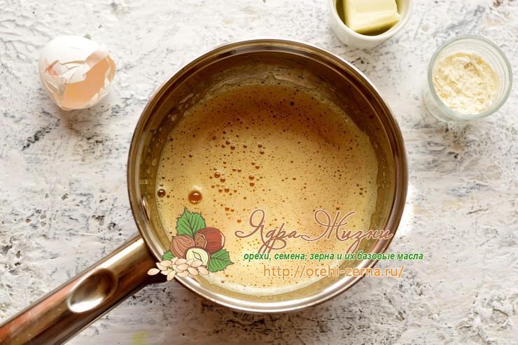 шоколадная паста из какао рецепт с фото