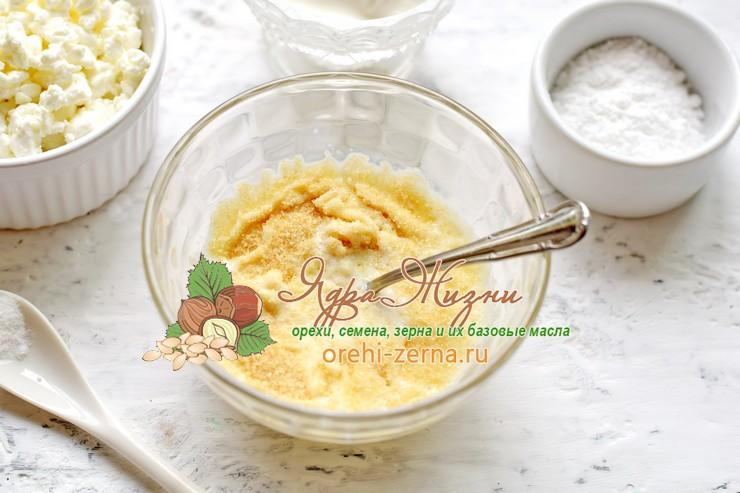 Творожное бланманже с кокосовым молоком рецепт