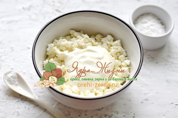 Творожное бланманже с кокосовым молоком рецепт с фото